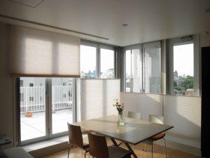 ルーセントホーム シェル・シェード トップ・オープンタイプ施工例