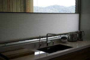 ルーセントホーム シェル・シェード コードレス・トップ・オープンタイプ施工例